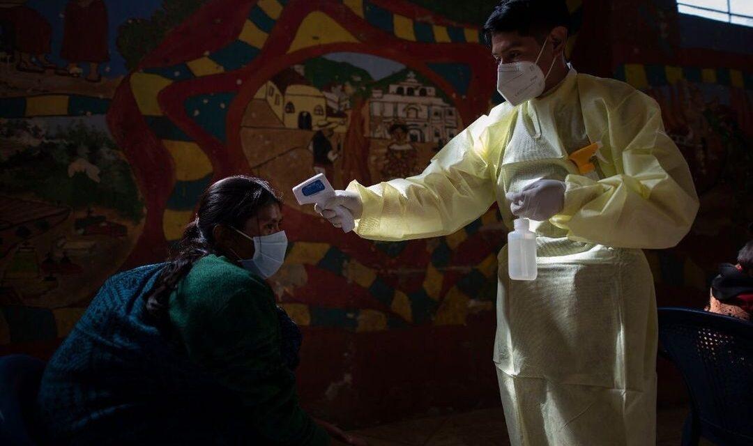 La teoría del caos aplicada a la pandemia en Guatemala