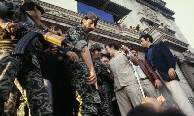 La tercera era democrática en Guatemala