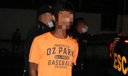 """""""Mareros 18"""" fueron embrocados tras persecución policial"""