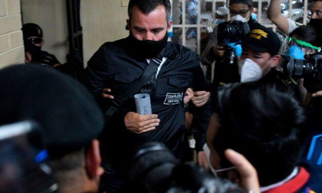 """""""Fisiquín"""" en apuros: FECI presenta acusación formal"""