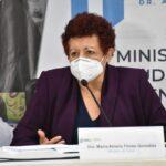 La ministra firmó el contrato, pero no fue ella la que hizo el negocio