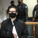 Martinelli guardará prisión en la jaula de oro