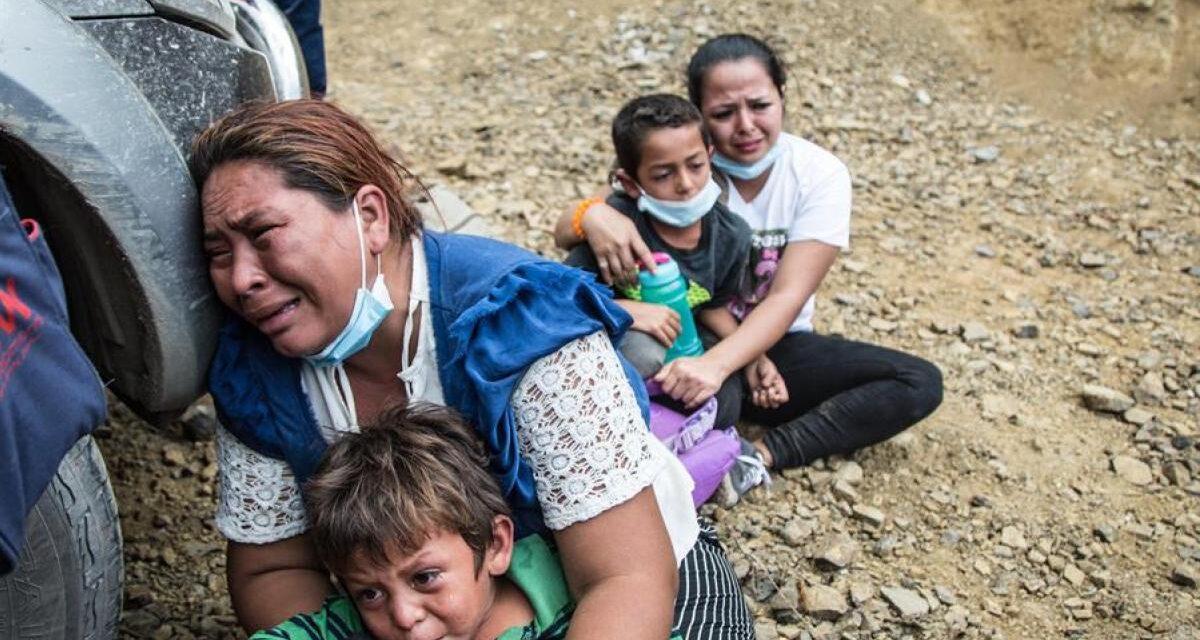 Corrupción y migración, las palabras que el viento se llevó…