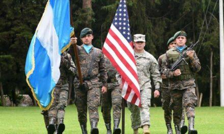 No estamos en guerra, pero aquí la contrainsurgencia sigue
