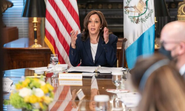 Kamala se deja venir en junio a Guatemala, anunció