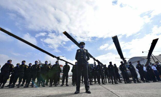 Más militarización en el país de la eterna tiranía