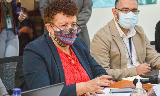PDH echa el muerto a ministra por violación del derecho a la salud de guatemaltecos