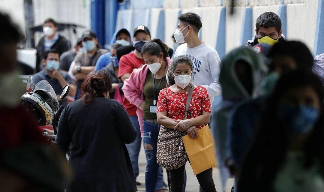 Ya no hay vacunas, muchá, ni medicamentos para la covid
