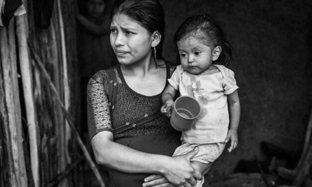 El país de la crisis alimentaria permanente