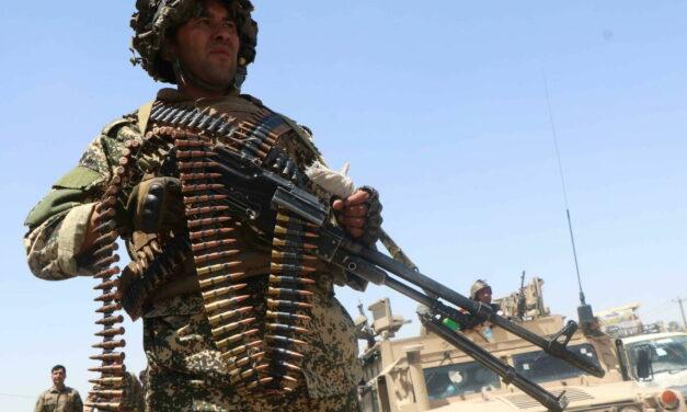 La estrepitosa derrota en Afganistán y sus consecuencias en el Triángulo Norte