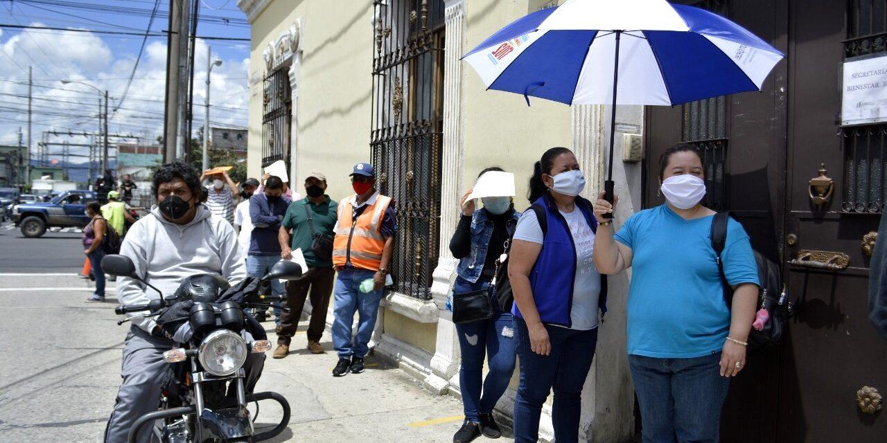 En Guatemala no está funcionando prácticamente nada