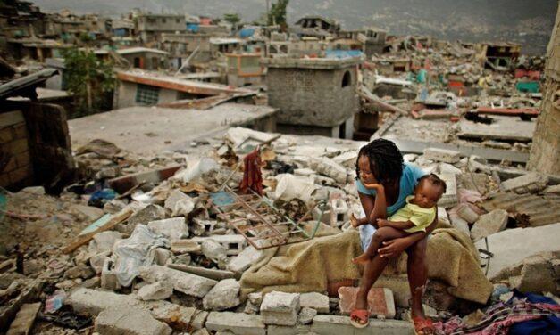 Haití, un pueblo al que le llueve sobre mojado