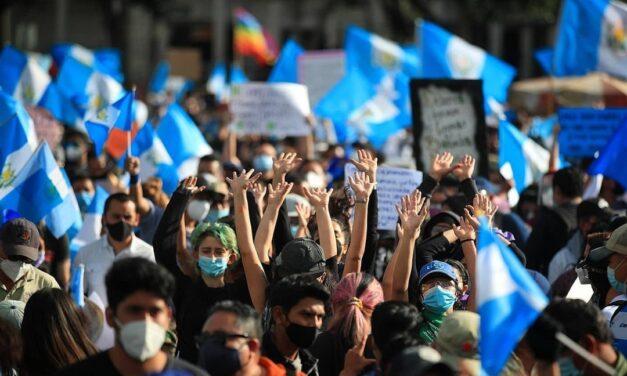 Guatemala una democracia imaginada