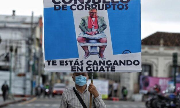 Qué significa tener una fiscal corrupta y antidemocrática