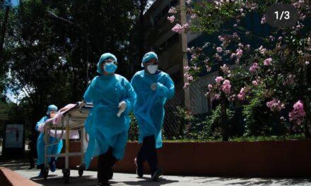 Salud proyecta escenario apocalíptico en octubre 2021