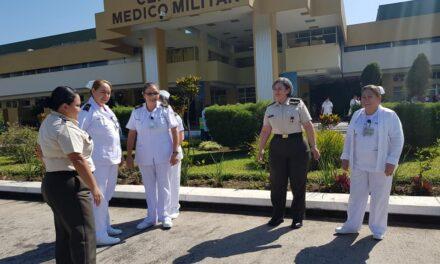 Proponen que Hospital Militar atienda a civiles con covid-19