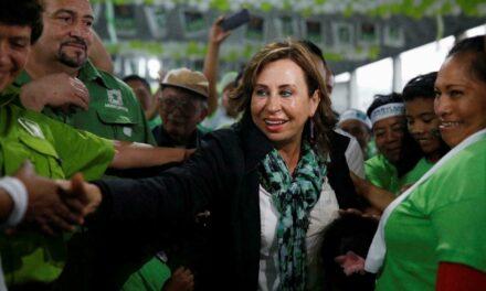 Sandra regresa a la política, sala revocó prohibición