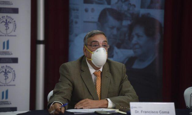 Francisco Coma asumirá como nuevo ministro de Salud