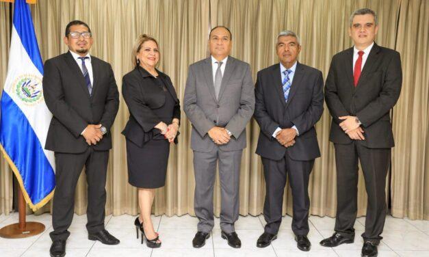 Magistrados salvadoreños también son señalados por Estados Unidos