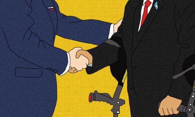 Un escándalo más en la corrupción gubernamental