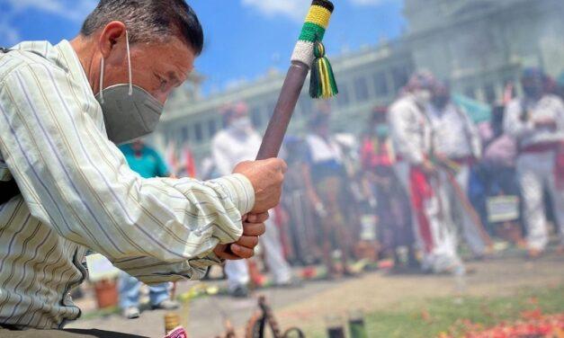«Nada que celebrar» dicen organizaciones campesinas e indígenas