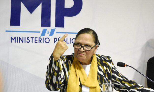 CSJ protege a Consuelo Porras y rechaza solicitud de antejuicio
